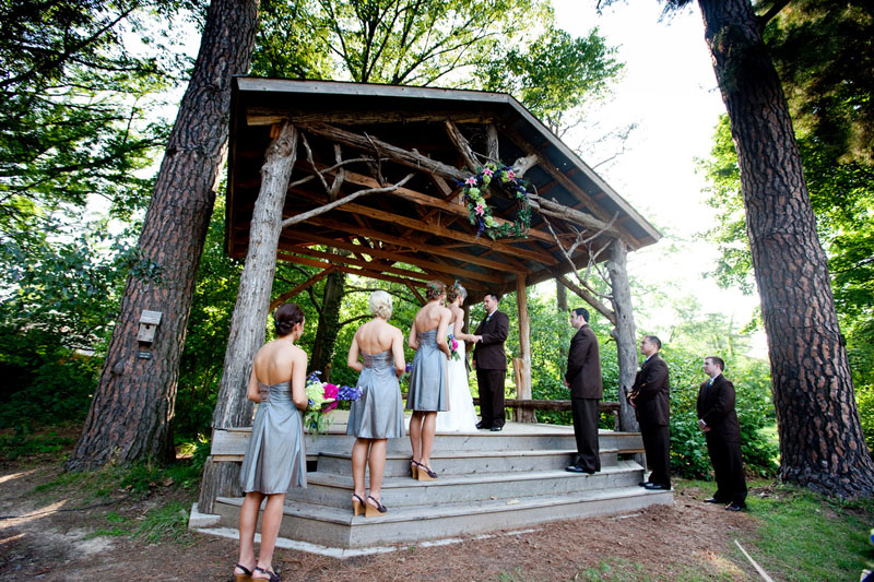 Mosaic photo wedding photography wichita ks ceremony junglespirit Image collections